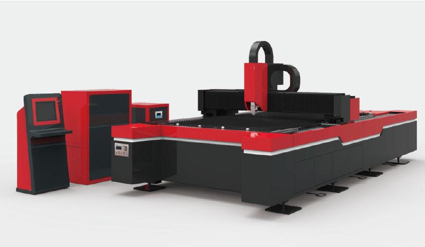 Maszyna do cięcia laserowego blach